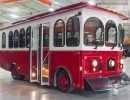 2014, Ford F53 Class A Chassis, Trolley Car Limo, Supreme Corporation