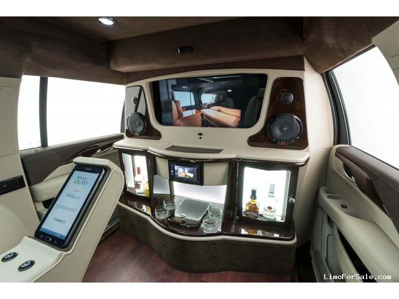 New 2015 Cadillac Escalade Esv Suv Limo First Class