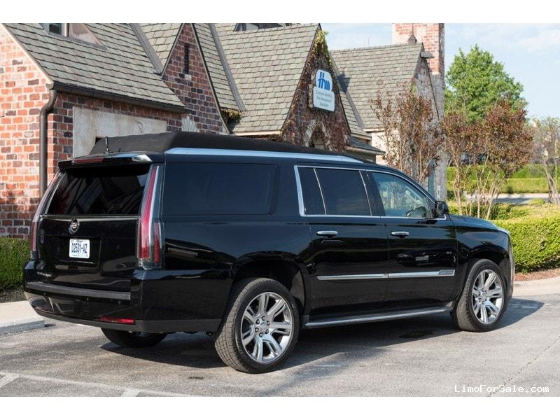 2012 Cadillac Escalade Platinum For Sale >> New 2015 Cadillac Escalade ESV SUV Limo First Class ...