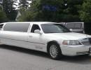 2004, Lincoln Town Car, Sedan Stretch Limo, Springfield