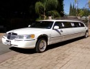 Used 1999 Lincoln Town Car Sedan Stretch Limo Krystal - fullerton, California - $8,500