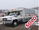 2005, Chevrolet C5500, Motorcoach Bus Executive Shuttle, Turtle Top