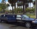 2003, Lincoln Town Car, Sedan Stretch Limo, American Limousine Sales