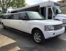 2008, Land Rover Range Rover, SUV Stretch Limo