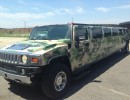 2005, Hummer H2, SUV Stretch Limo, Imperial Coachworks