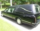 1998, Cadillac De Ville, Funeral Hearse, Superior Coaches