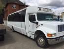2000, International 3200, Mini Bus Executive Shuttle, Krystal