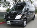 2011, Mercedes-Benz Sprinter, Van Executive Shuttle