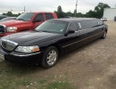 2007, Lincoln Town Car, Sedan Stretch Limo, Imperial Coachworks