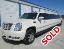2008, SUV Stretch Limo, Classic, 58,000 miles