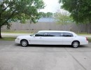 2008, Lincoln Town Car, Sedan Stretch Limo, Royal Coach Builders