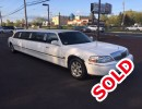 2008, Lincoln Town Car, Sedan Stretch Limo, Royale