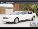 2004, Cadillac De Ville, Funeral Limo, Accubuilt