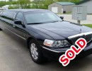 2007, Lincoln Town Car, Sedan Stretch Limo, LCW