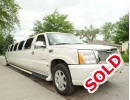 2002, SUV Stretch Limo, California Coach, 165,316 miles