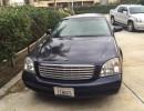 2004, Cadillac Fleetwood, Sedan Stretch Limo