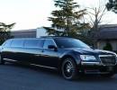 2011, Chrysler 300, Sedan Stretch Limo, Executive Coach Builders