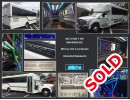 2013, Ford F-550, Mini Bus Limo, LGE Coachworks