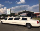 2006, Lincoln Town Car, Sedan Stretch Limo, Legendary