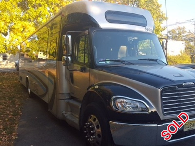 Used 2011 Freightliner M2 Mini Bus Limo Ameritrans - NJ, New Jersey    - $79,500