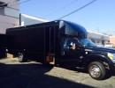 2012, Ford F-550, Mini Bus Limo, Tiffany Coachworks