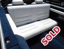 Used 1987 Lincoln Town Car Sedan Stretch Limo  - Anaheim, California - $12,900