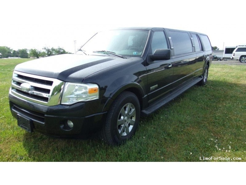 Used 2008 Ford Expedition XLT SUV Stretch Limo Krystal - North East, Pennsylvania - $17,900