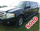 2008, Ford Expedition XLT, SUV Stretch Limo, Krystal