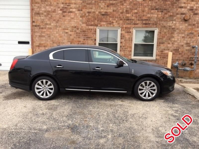 Used 2014 Lincoln MKS Sedan Limo OEM - Winona, Minnesota - $5,995