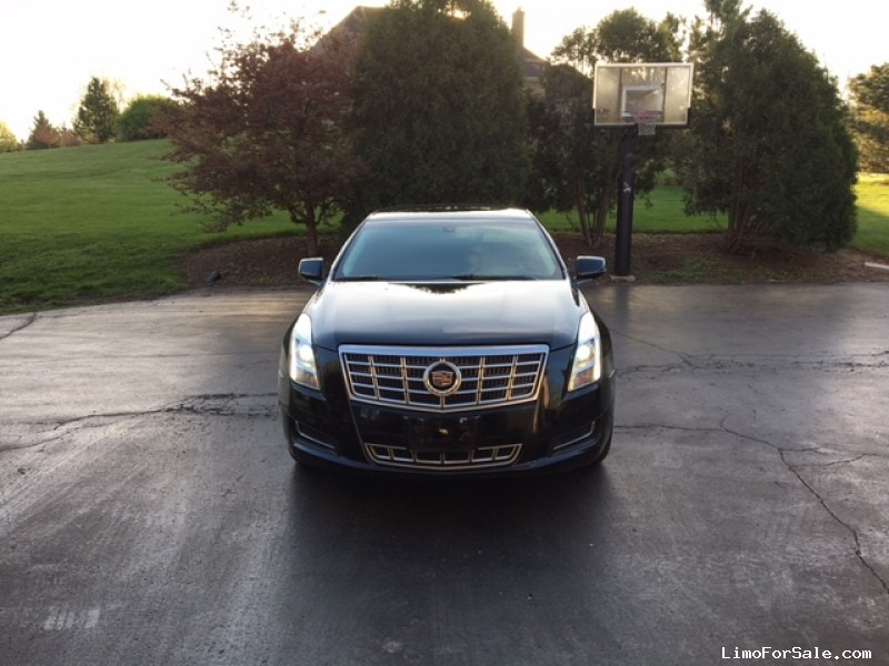 Used 2015 Cadillac XTS W20 Sedan Limo  - Winona, Minnesota - $21,500