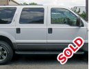 2005, Ford Excursion, SUV Limo