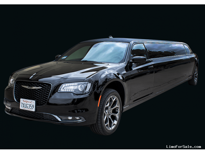 new 2017 chrysler 300 sedan stretch limo classic custom coach corona california 79 900. Black Bedroom Furniture Sets. Home Design Ideas