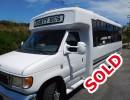 2002, Ford E-350, Mini Bus Limo, California Coach