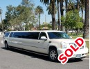 2008, SUV Stretch Limo, Royal Coach Builders, 90,000 miles