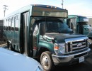 2008, Ford E-350, Mini Bus Shuttle / Tour, Diamond Coach