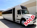2016, Freightliner M2, Mini Bus Shuttle / Tour, Tiffany Coachworks