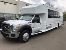 2011, Ford F-550, Mini Bus Shuttle / Tour, Turtle Top