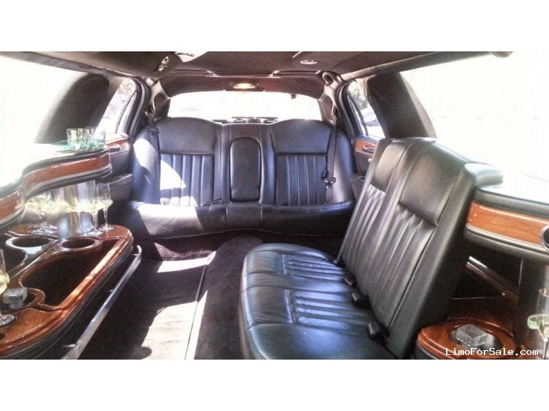 Used 2007 Lincoln Town Car Sedan Stretch Limo Krystal - Los angeles, California - $12,995