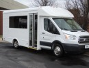 2016, Ford Transit, Van Shuttle / Tour, Starcraft Bus