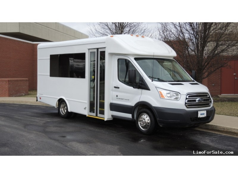 New 2016 Ford Transit Van Shuttle / Tour Starcraft Bus - Kankakee, Illinois - $53,450