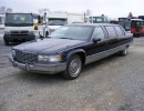 1993, Cadillac Fleetwood, Funeral Limo, ABC Companies