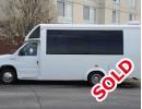 New 2017 Ford E-350 Mini Bus Shuttle / Tour Embassy Bus - Kankakee, Illinois - $67,990