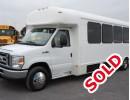 Used 2015 Ford E-450 Mini Bus Shuttle / Tour Starcraft Bus - Kankakee, Illinois - $52,000