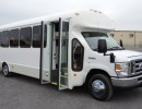 Used 2015 Ford E-450 Mini Bus Shuttle / Tour Starcraft Bus - Kankakee, Illinois - $56,500