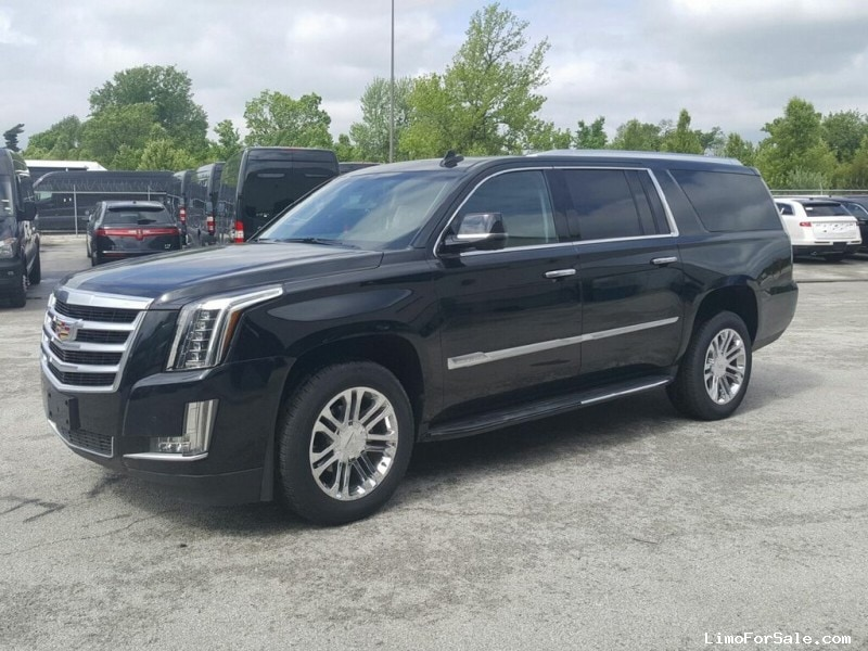 new 2016 cadillac escalade esv suv limo springfield missouri. Cars Review. Best American Auto & Cars Review