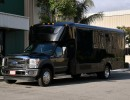 2011, Ford F-550, Mini Bus Limo, Glaval Bus