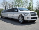 2004, Infiniti QX56, SUV Stretch Limo, EC Customs