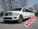 Used 2004 Infiniti QX56 SUV Stretch Limo EC Customs - Addison, Illinois - $25,999