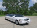 Used 2007 Lincoln Town Car Sedan Stretch Limo Tiffany Coachworks - Addison, Illinois - $8,999