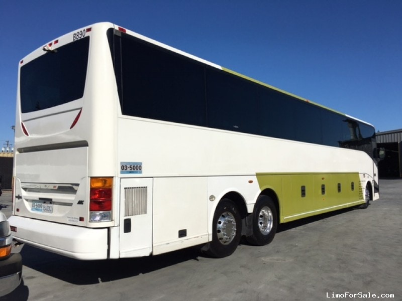 Used 2010 Van Hool M11 Motorcoach Shuttle Tour Abc